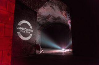 Underground film club - Waterloo