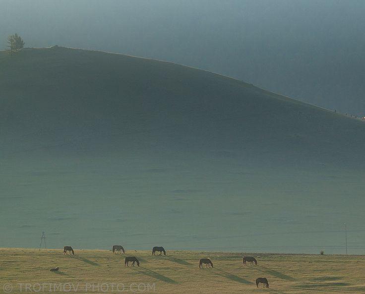 Photographer Alexey Trofimov: Landscapes Siberia, Baikal, Mongolia