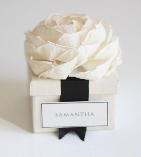 Bomboniere Flower Box