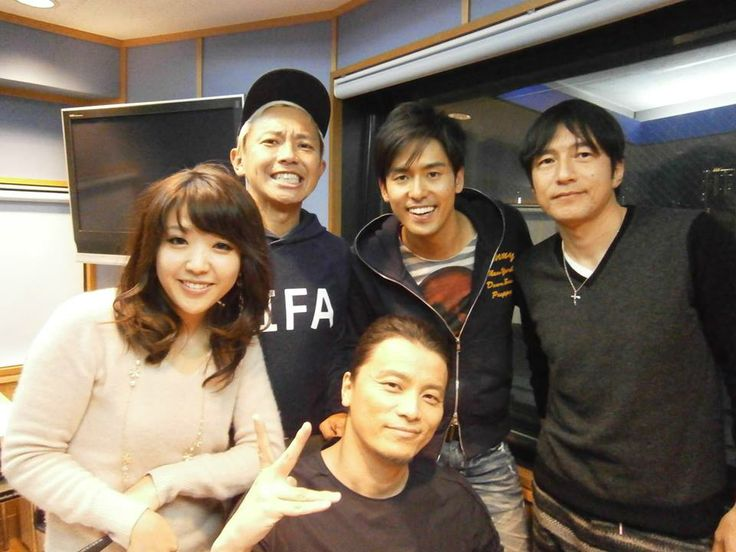 FM802 HOLIDAY SPECIAL UKASUKA-G(桜井和寿、GAKU-MC)&K&KREVA 2014.2.11