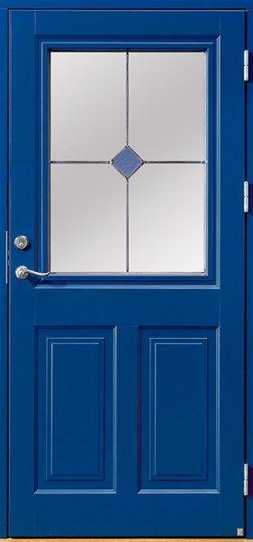 Exterior Door ASCOT by Ekstrands