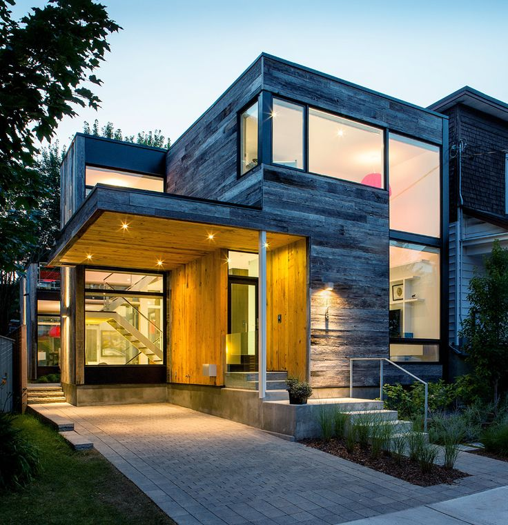145 best modern exterior design images on pinterest | facades
