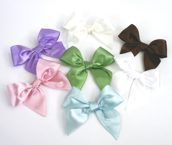 Satin Bows Pricing is for each Set of 12