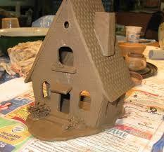Image result for домик из глины