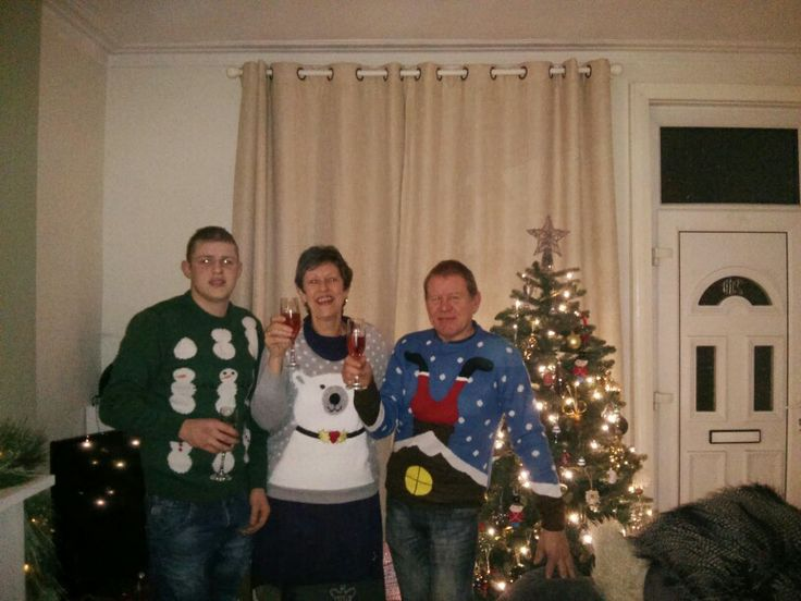 Sexy christmas jumpers