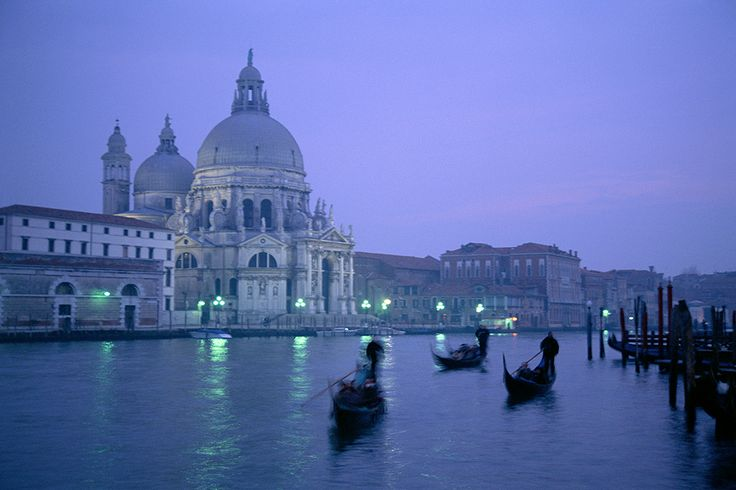 Grand Canal Twilight
