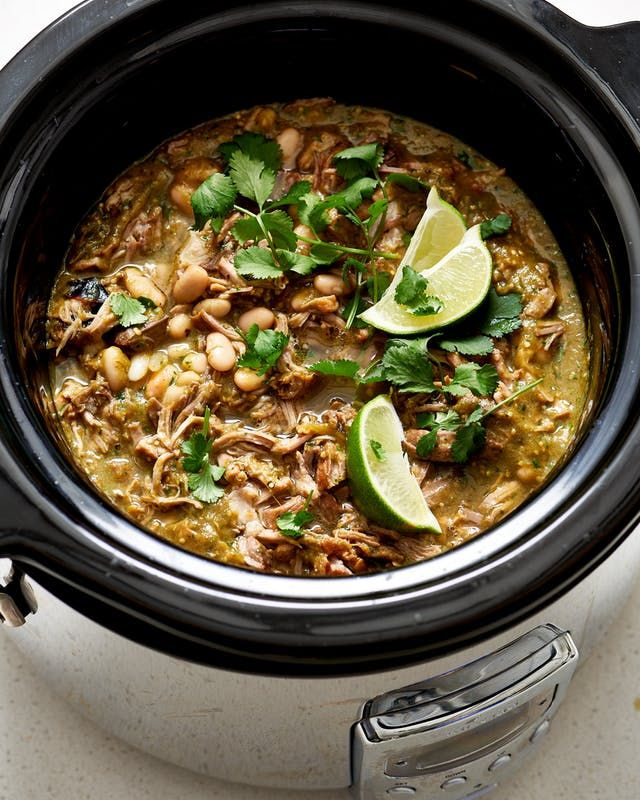 How To Make Slow Cooker Chili Verde — Cooking Lessons from The Kitchn