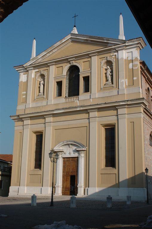 Chiesa Parrocchiale Santa maria Assunta di Ghedi