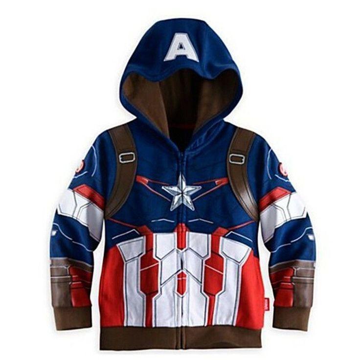 Buy Marvel Heroes Jacket Boys - 2 / 4Tfor R309.99