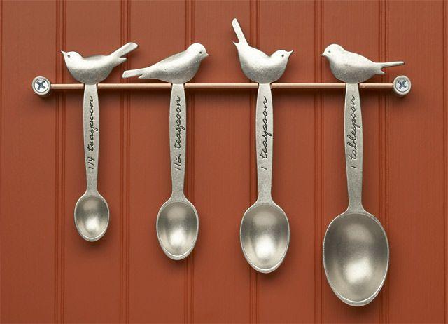 Colheres Medidoras ~ PANELATERAPIA - Blog de Culinária, Gastronomia e Receitas