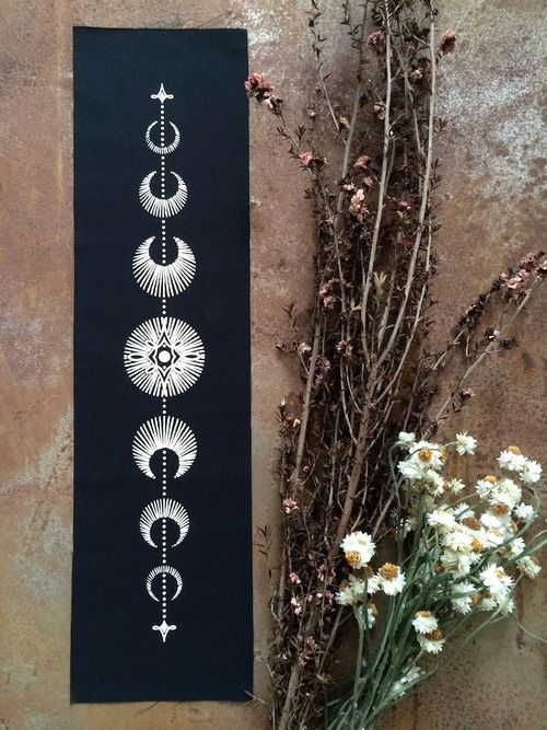 Image result for tattoo moon phase