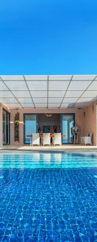 Villa Futuristic in Kalathas, Chania, Crete