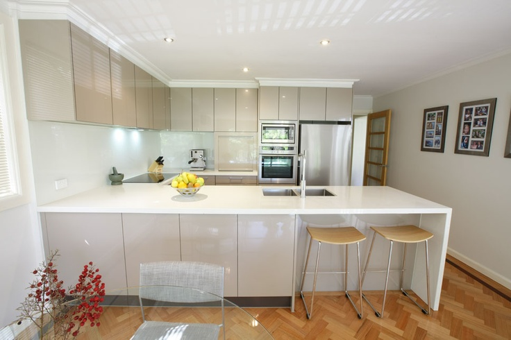 Kitchen renovation project in Balwyn