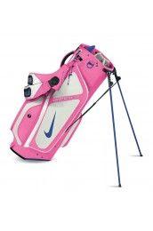 Pink Flash women's golf bag