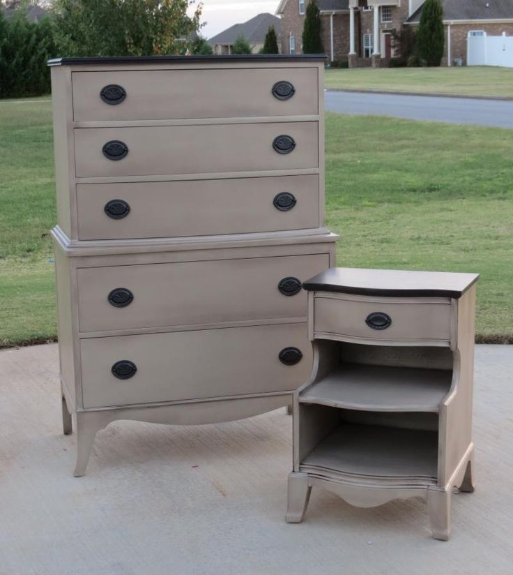 Best 48 Best Brown Painted Furniture Images On Pinterest 400 x 300