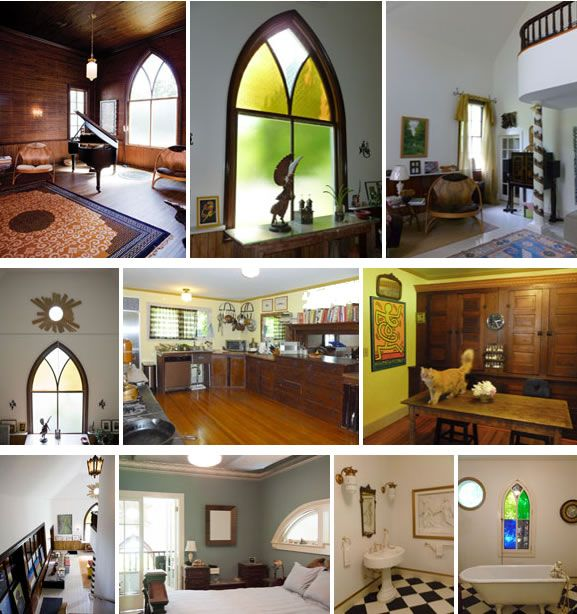 66 Best Images About My Dream Home Converted Church On