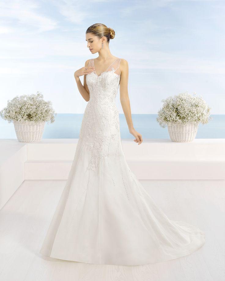 2016 TUNEZ LUNANOVIAS - Robes de mariée - Luna Novias - Mariages.net