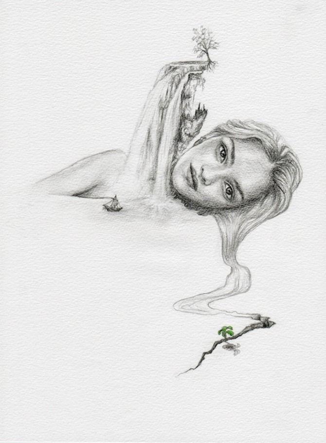 Mindscapes / 2010 - Lucy Yu { Artwork }