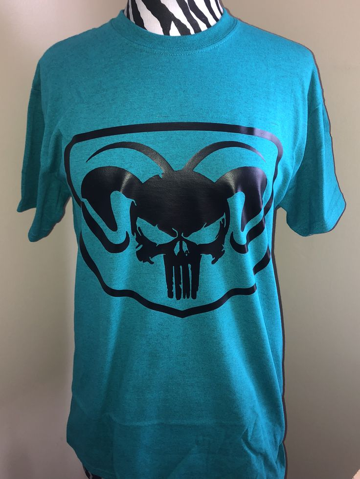 Dodge Ram Punisher T-shirts // The Punisher Shirts // Cummins Diesel