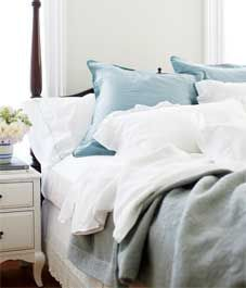 How to: Get whiter-than-white sheets