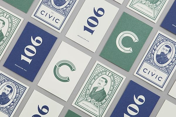The Civic on Behance