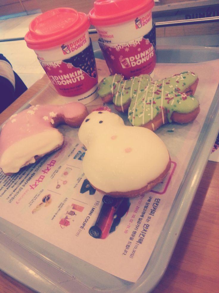 Dunkin Donuts #southkorea