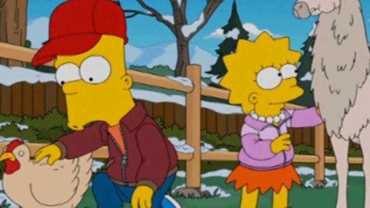 Simpsonovi (27x15): Veterinářka Lisa || Celý díl