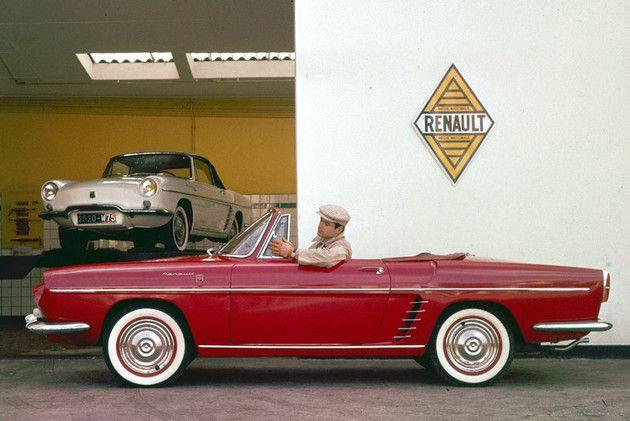 Stubs Auto - Renault Floride – Caravelle (1959-1968)