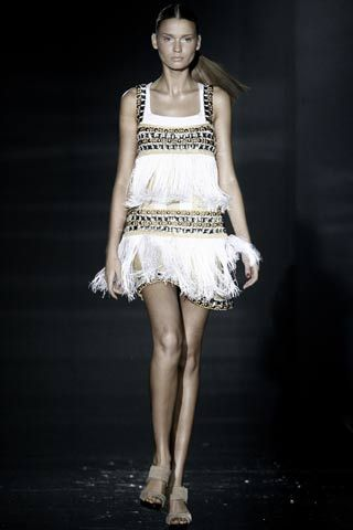 jordan 6 rings boots Julien Macdonald Spring Summer 2008 Ready To Wear