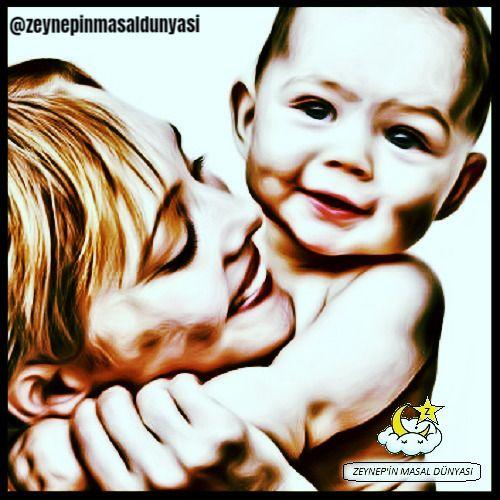 Her anne, çocuğunun ilk öğretmenidir 🌺