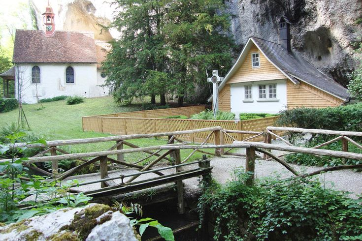 The Hermitage of St. Verena, near the small Swiss city of Solothurn, is searching for...