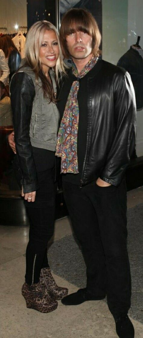 Nicole Appleton & Liam Gallagher