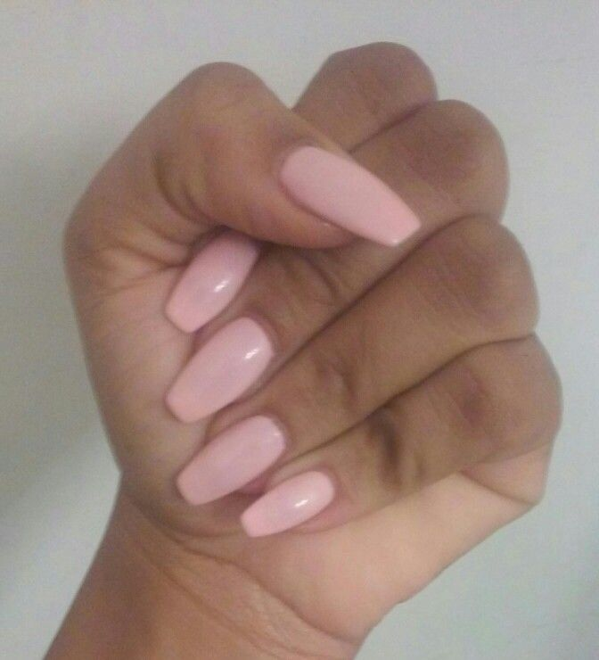 Light pink gel overlay