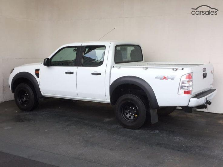 2011 Ford Ranger XL PK Auto 4x4-$22,980*