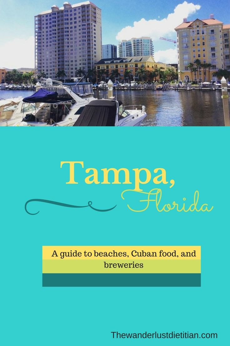 Tampa is a beauty from the beaches to the nightlife! Let me show you how to recharge over a weekend getaway.