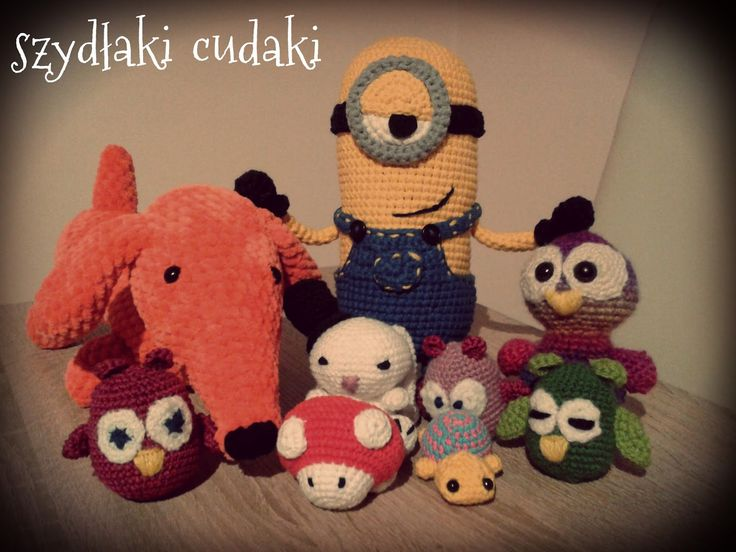 Amigurumi Ch Nedir : Best szydełkiem images crocheting knitting