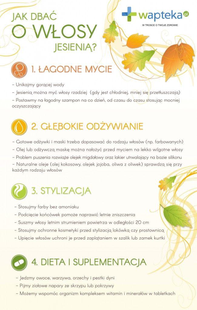 Jak dbać o włosy jesienią? http://www.wapteka.pl/blog/jak-dbac-o-wlosy-jesienia/