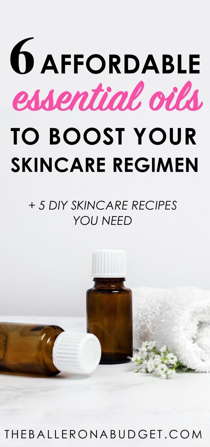 6 Budget-Friendly Essential Oils and 5 DIY Recipes to Boost Your Skincare Regimen