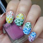 http://thepolishplayground.blogspot.ca/2016/09/blue-saran-wrap-with-rainbow-dotticure.html