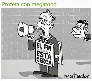 Periodismo y poder. caricaturas.