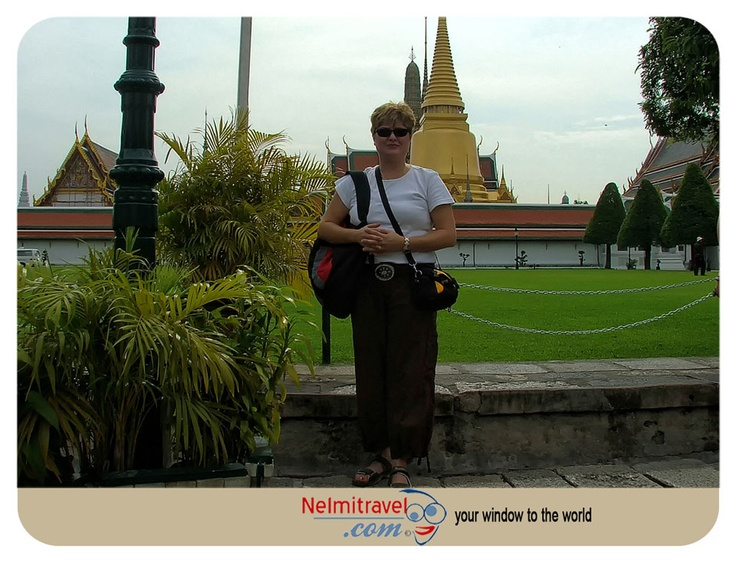 Dress code for visiting temples in Thailand.  http://nelmitravel.com/dress-code-when-visiting-temples-thailand/