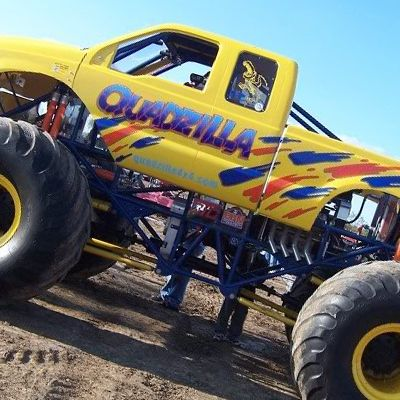 Quadzilla Monster Truck For Sale Monster Truck Event Schedule