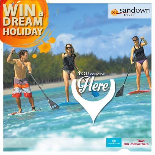 Mauritius is waiting for you! Enter here http://sandowntravel.co.za/win-a-dream-holiday/#utm_sguid=167968,7666d7fd-026b-e17e-57d3-897a1265e076 to stand a chance to win a holiday to the value of R90 000!