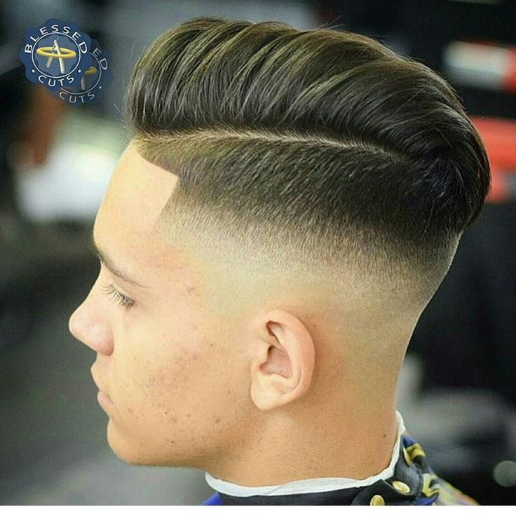 27 Aggressive New Pompadour Haircuts For Boys And Men