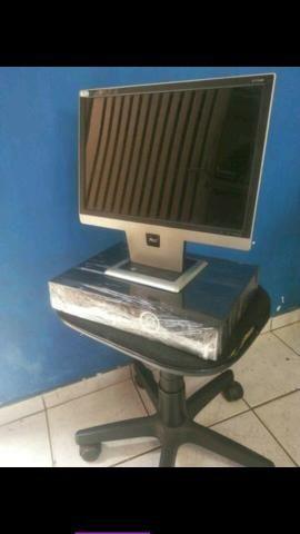 Kit monitoramento Dvr para 8+ monitor de 15