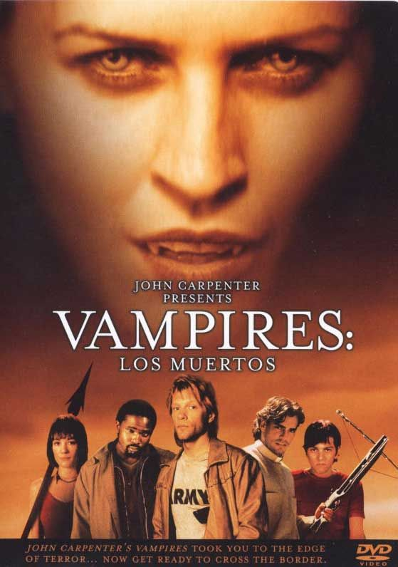 """While at New Beverly Cinema on November 19, 2011 to talk about her husband John Carpenter's movie """"Vampires,"""" producer Sandy King also took the time to discuss its sequel """"Vampires: L…"""