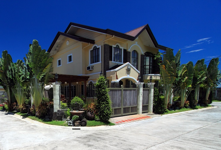 House in Baliuag, Bulacan in an exclusive subdivision.