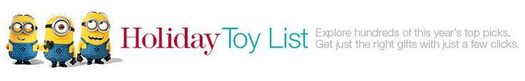 Holiday Toy List Lightning Deals