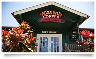 want to visit- The center is just past Kalaheo going west toward Waimea Canyon. Watch for the sign on the makai (ocean) side of Highway 50. Open daily from 9 a.m. to 5 p.m.  • Kaua'i Coffee Visitor Center (808) 335-0813