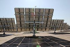 Solar tracker - Wikipedia, the free encyclopedia